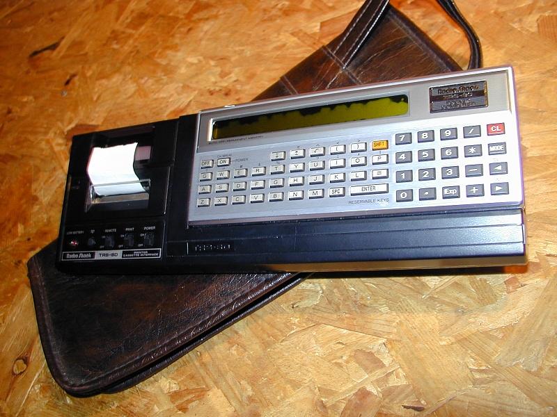 TRS-80 Pocket
