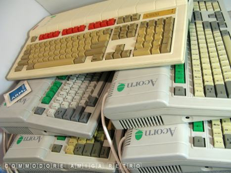 Acorn Archimedes A3010-A3020